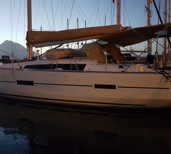 Dufour 460 GL Strappo