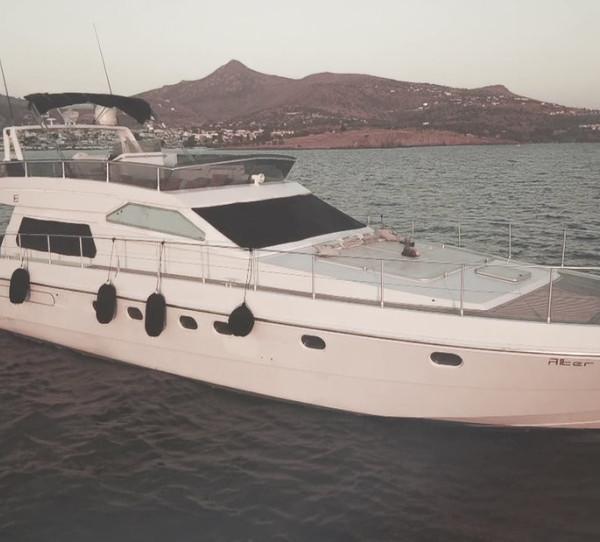 Ferretti Yachts 58 Alter Ego II