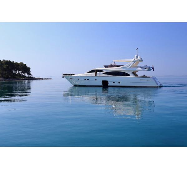 Ferretti Yachts 780 HT TESORO