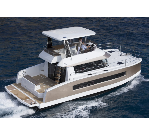 Fountaine Pajot MY 37 Jam