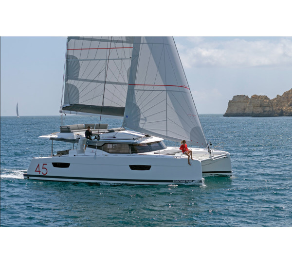 Fountaine Pajot New 45 NAHOA