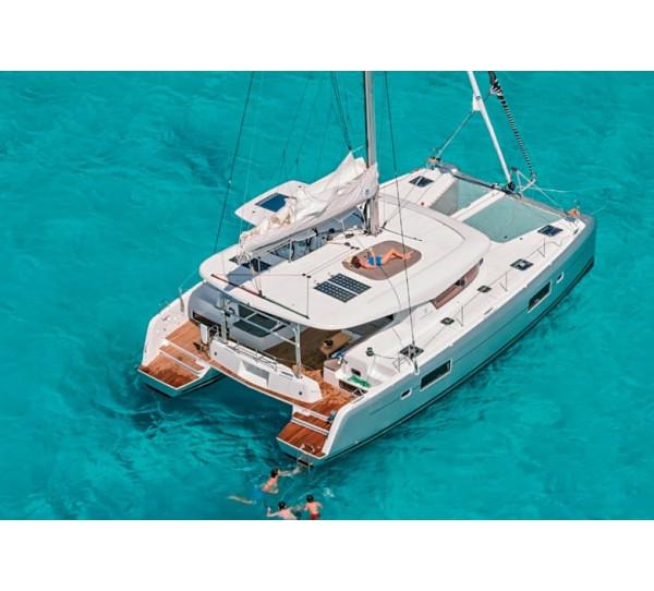 Lagoon 42 Sail Arcturus