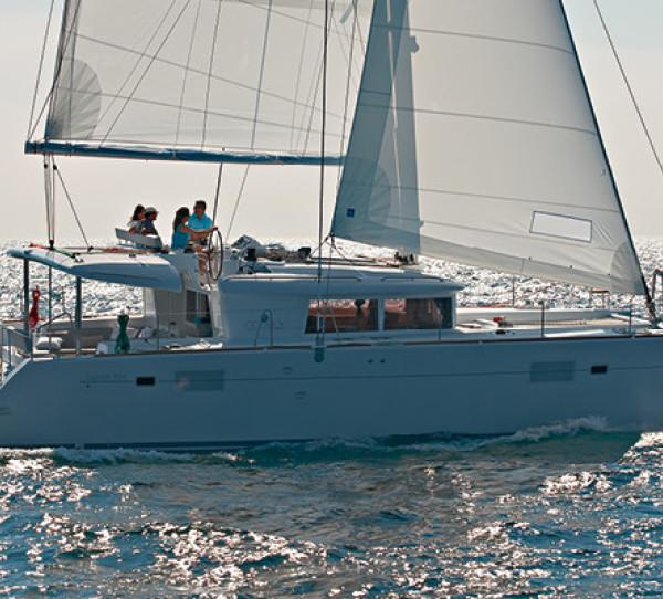 Lagoon 450 F Silver Pearl