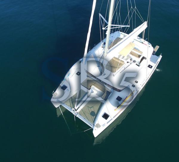 Lagoon 450 Sailing Blue 5 (Air conditioned)
