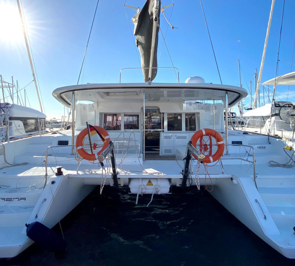 Lagoon 450 Irena