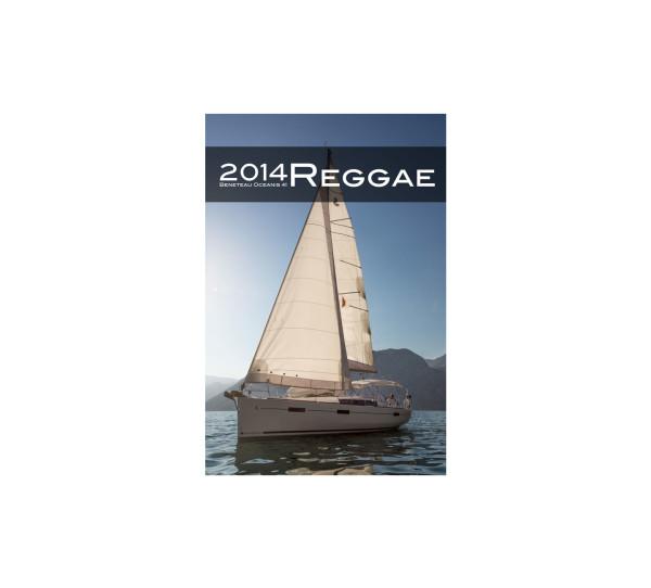 Oceanis 41 Reggae