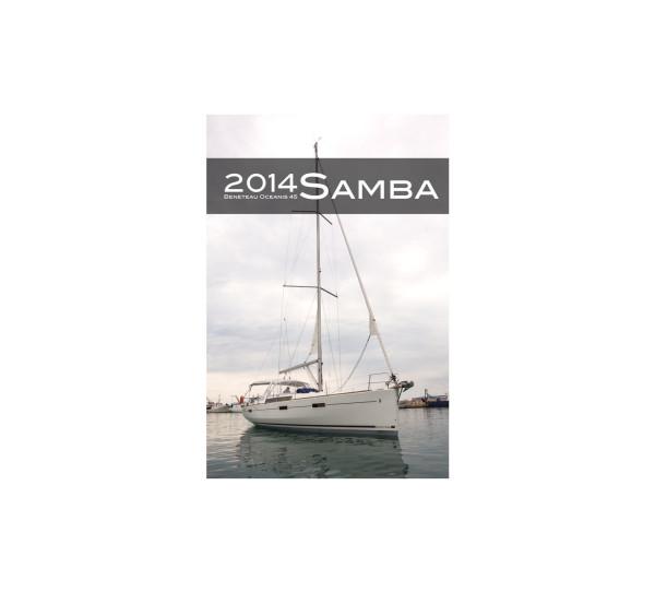 Oceanis 45 Samba