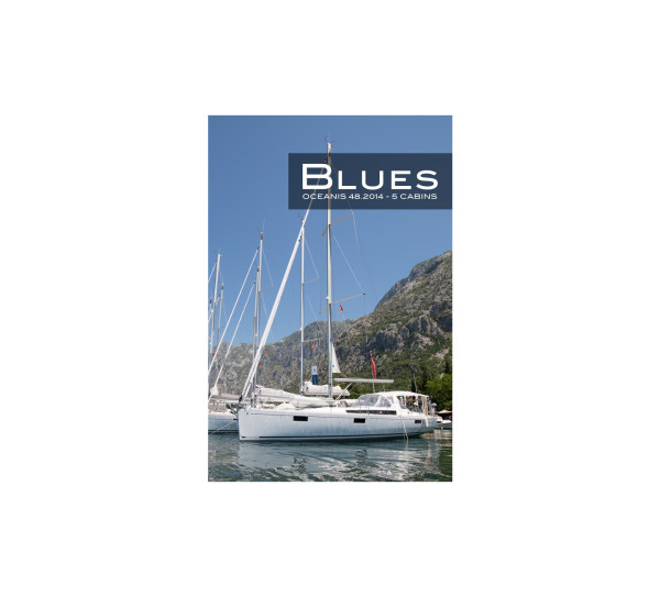 Oceanis 48 Blues