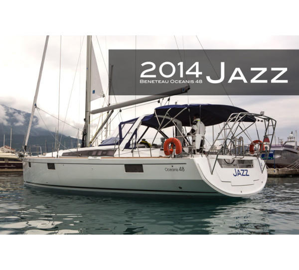 Oceanis 48 Jazz