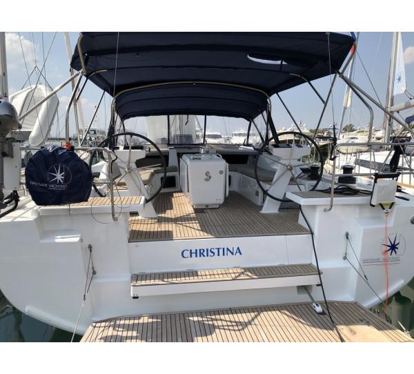 Oceanis 51.1 Christina