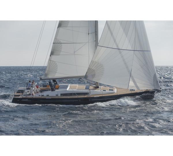 Oceanis 60 Ottoni@sea