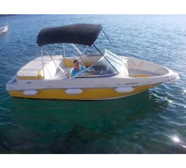 Sea Ray 175 Sport 835 VD (D)