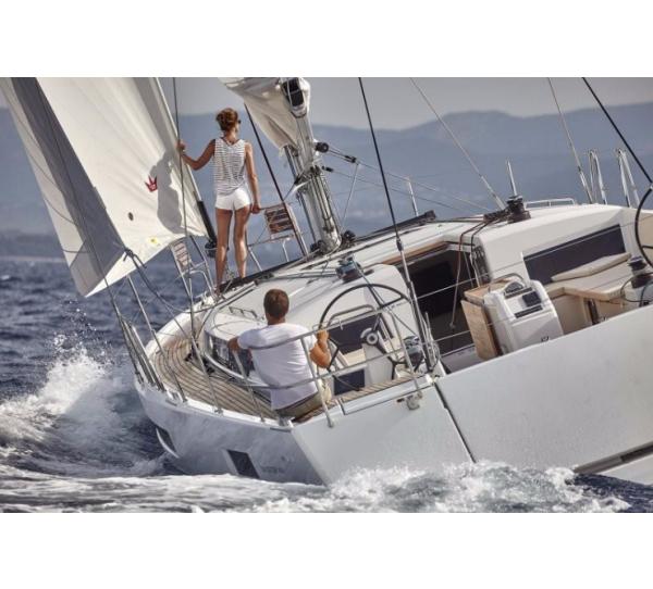Sun Odyssey 490 Evita