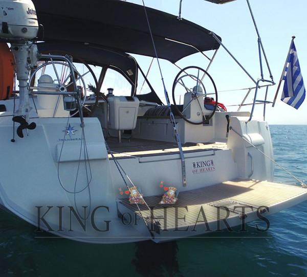 Sun Odyssey 509 King of hearts