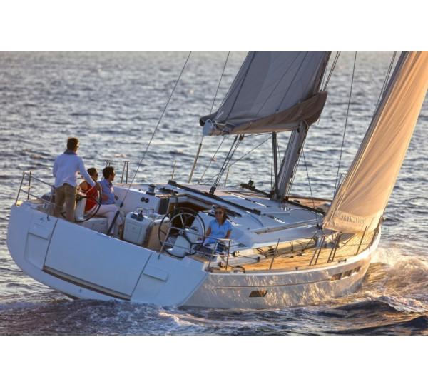Sun Odyssey 519 Montecarlo
