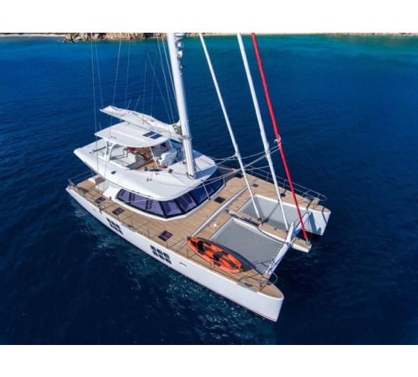 Sunreef 60 VULPINO