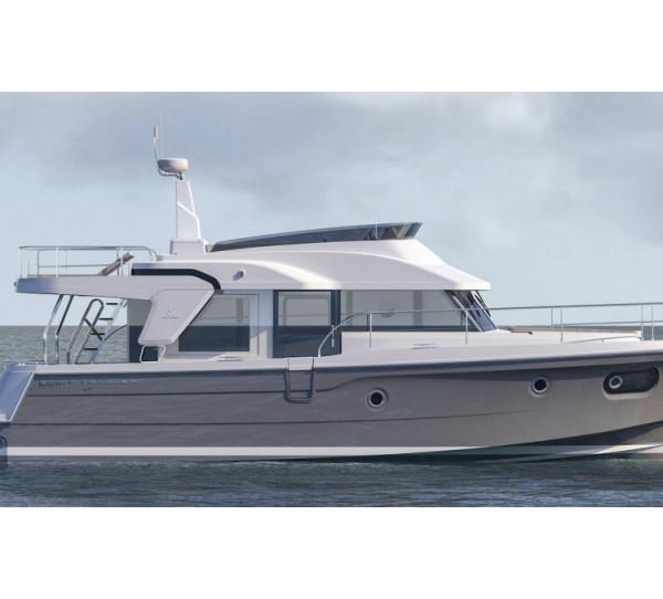 Swift Trawler 47 Ocean dreamer